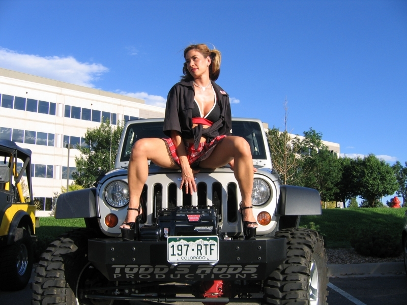 JKTODD's 2007 Jeep Rubicon