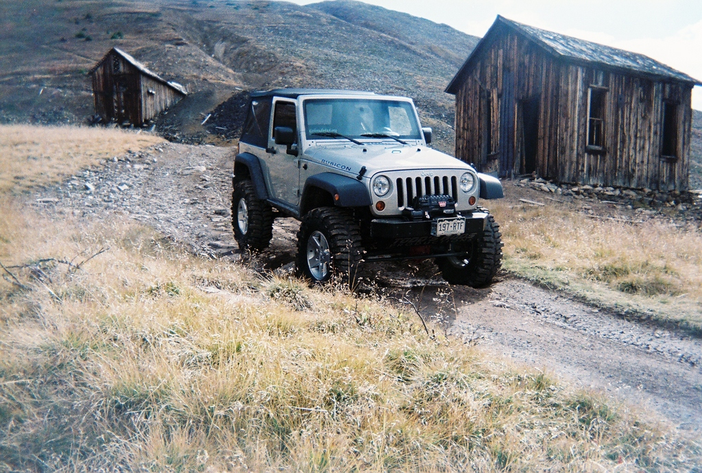 Another JKTODD 2007 Jeep Rubicon post... - 11998308