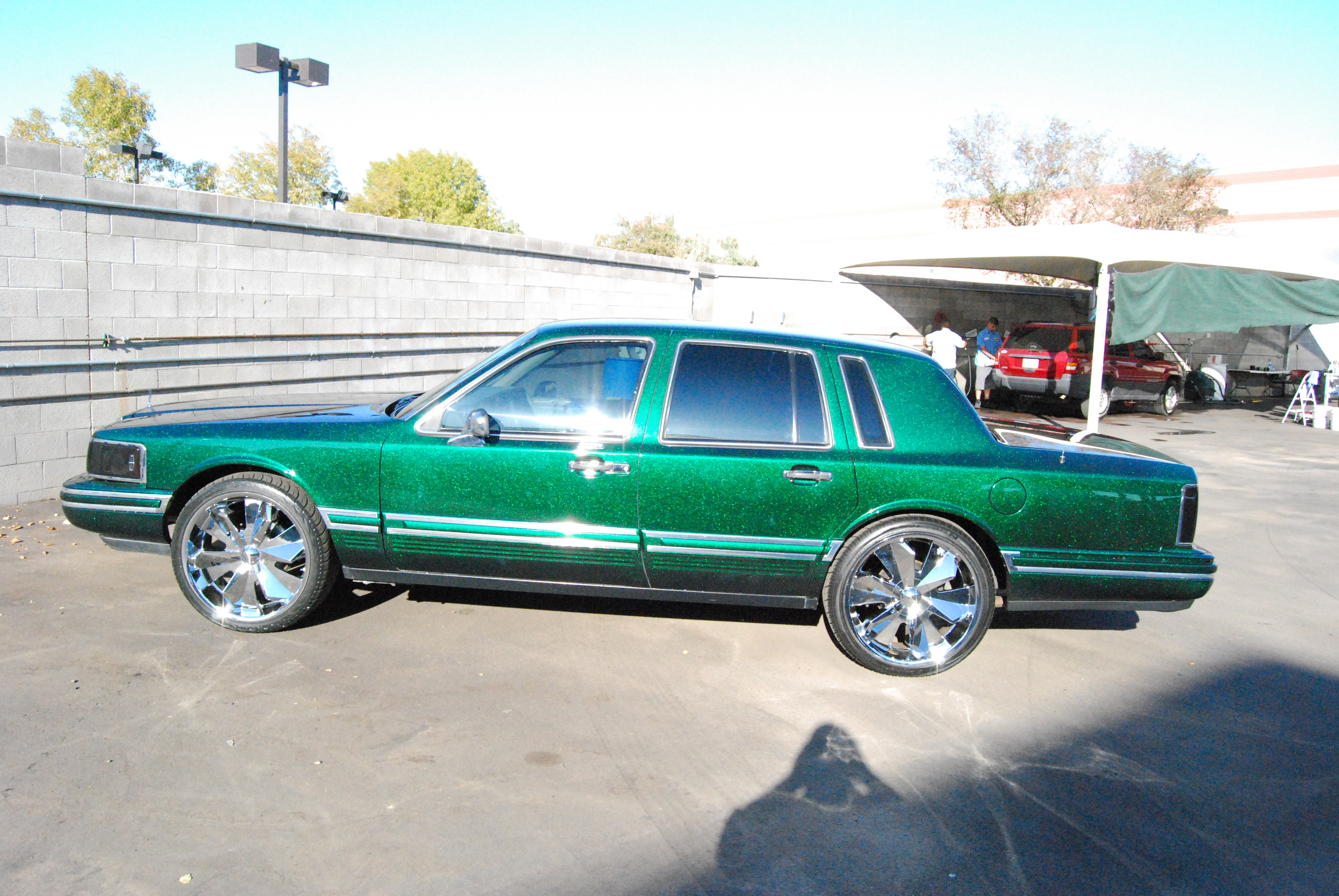 Another Stinkenlincoln 1994 Lincoln Town Car Post 2066470 By