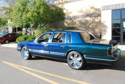 stinkenlincoln 1994 Lincoln Town Car
