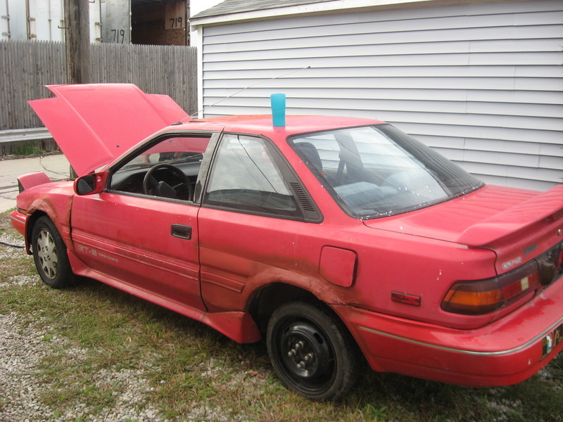 Another Bloodvayn 1989 Toyota Trueno post... - 11999511