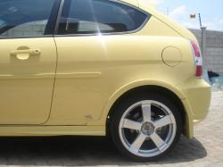 Mittims 2007 Hyundai Accent