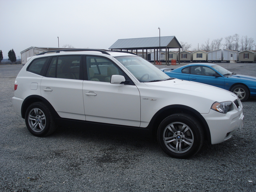 Ronbeach 2006 Bmw X3 Specs Photos Modification Info At Cardomain