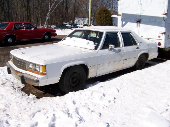 Another P71Ford 1990 Ford LTD Crown Victoria post... - 9487878