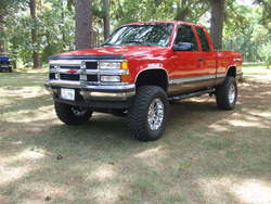 quiksilver511 1998 Chevrolet Silverado (Classic) 1500 Extended Cab