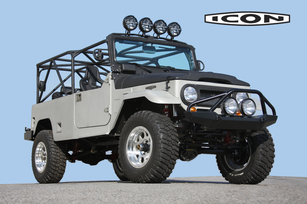 ICON4x4Design's 1970 Toyota Land Cruiser