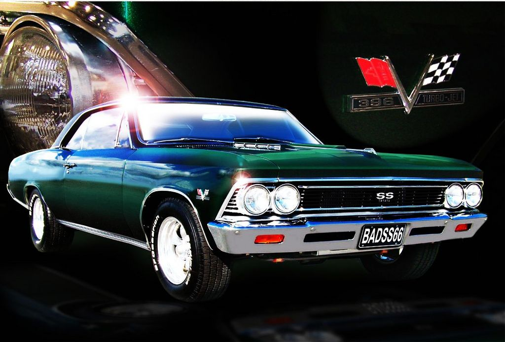 GreenDream66 1966 Chevrolet Chevelle 12007577