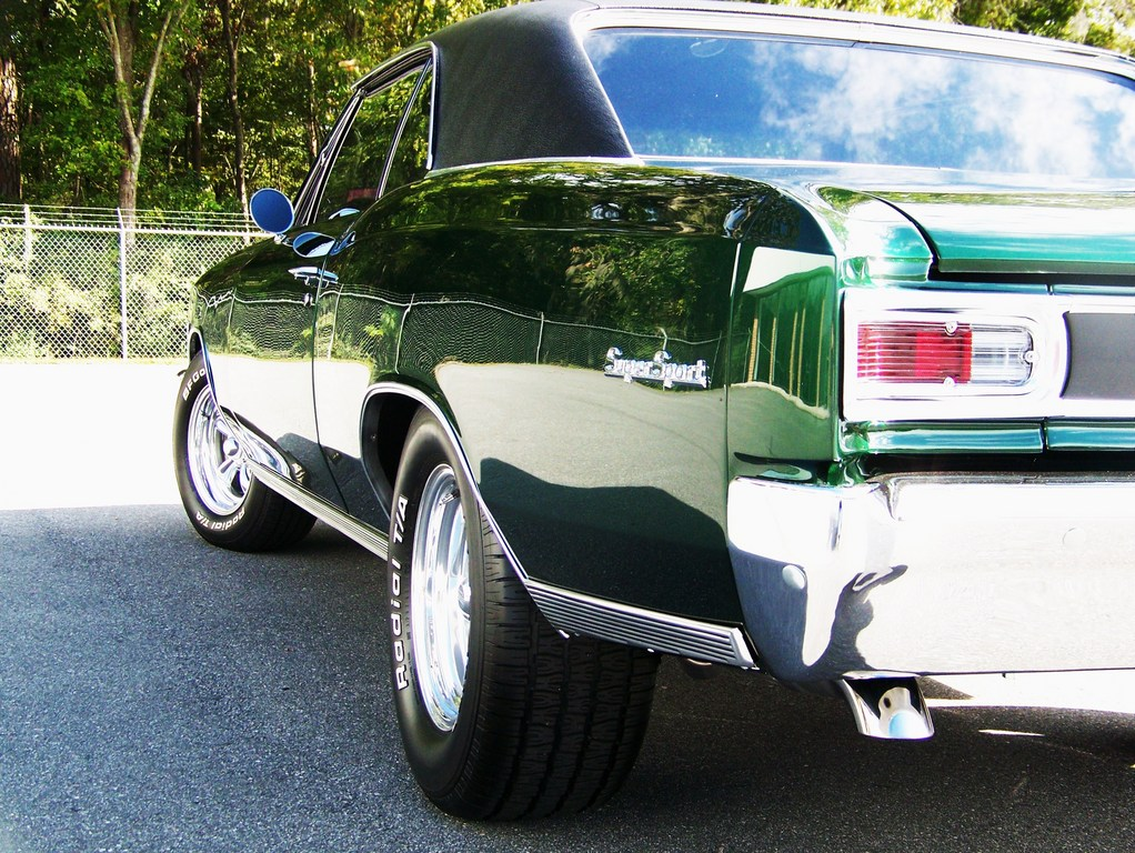 GreenDream66's 1966 Chevrolet Chevelle