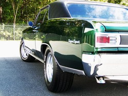 GreenDream66 1966 Chevrolet Chevelle