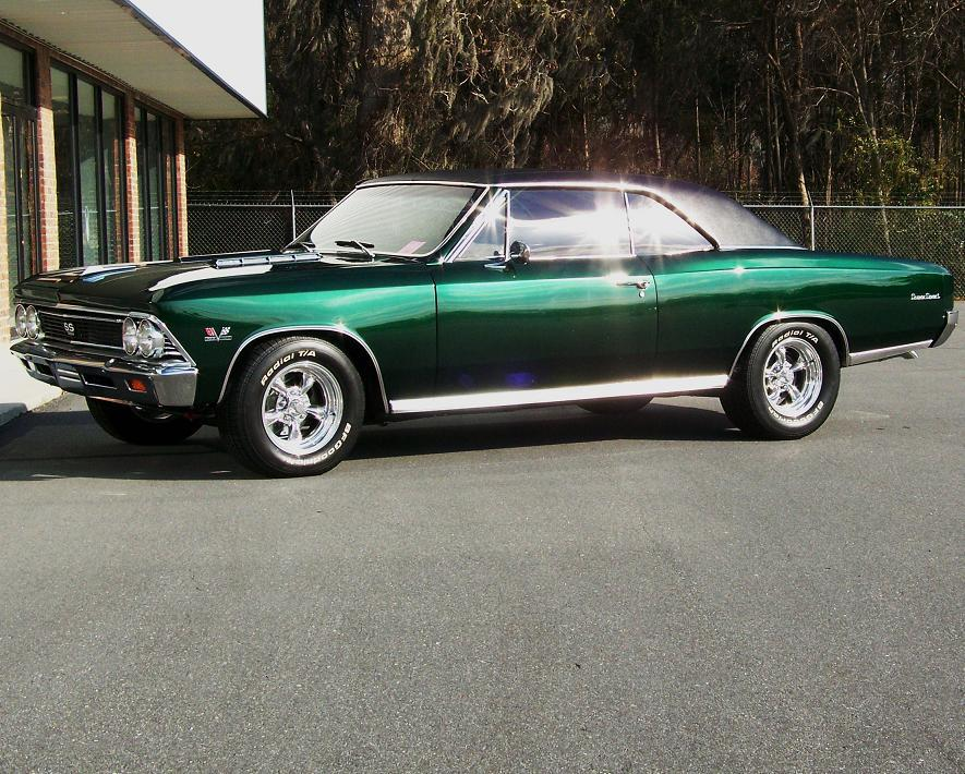 GreenDream66 1966 Chevrolet Chevelle 12007662