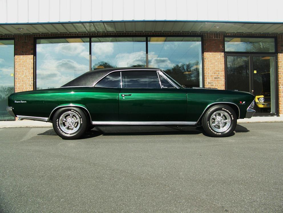 GreenDream66 1966 Chevrolet Chevelle 12007663