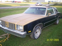 caddiman53081s 1979 Oldsmobile Hurst/Olds