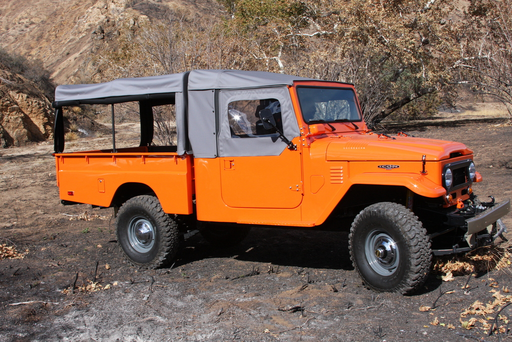 ICON4x4Design's 1965 Toyota Land Cruiser