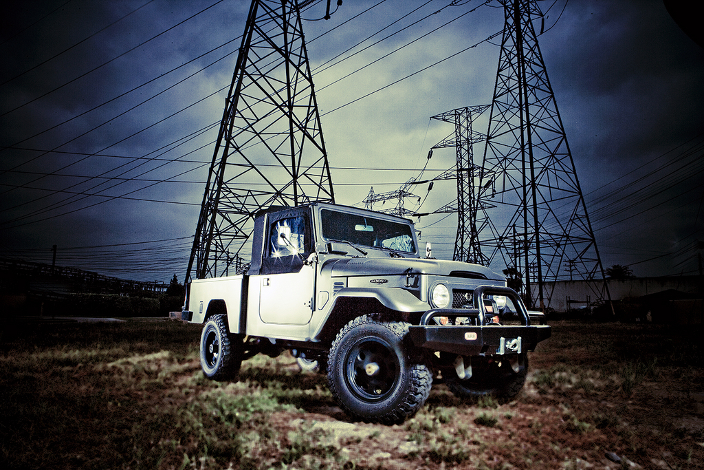 ICON4x4Design 1965 Toyota Land Cruiser 12004180