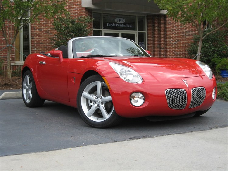 Another BANDITCAR 2009 Pontiac Solstice post... - 12004399