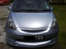 enzoes 2005 Honda Jazz