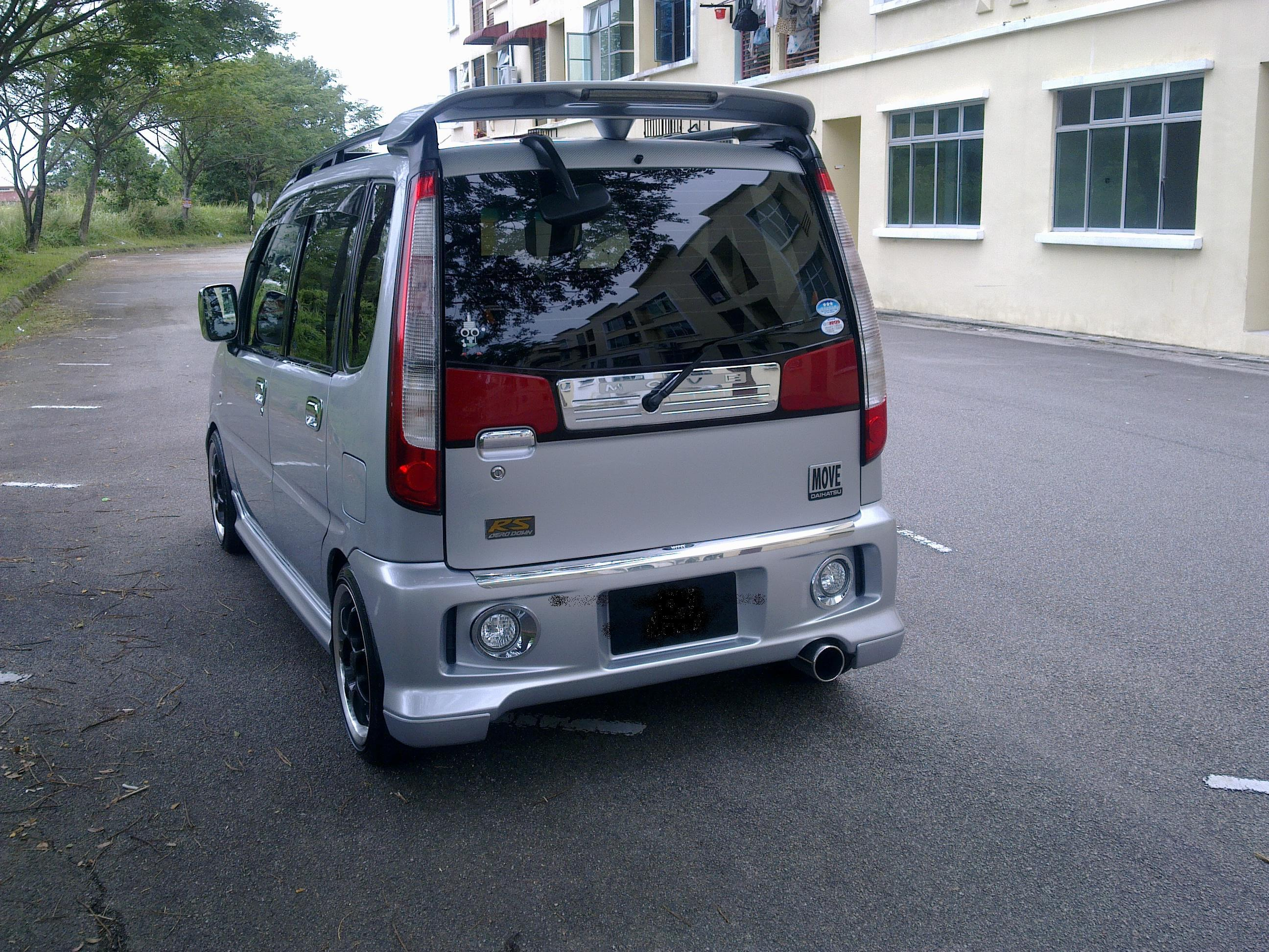 Another miratrxx 2005 Daihatsu Move post... - 12097927