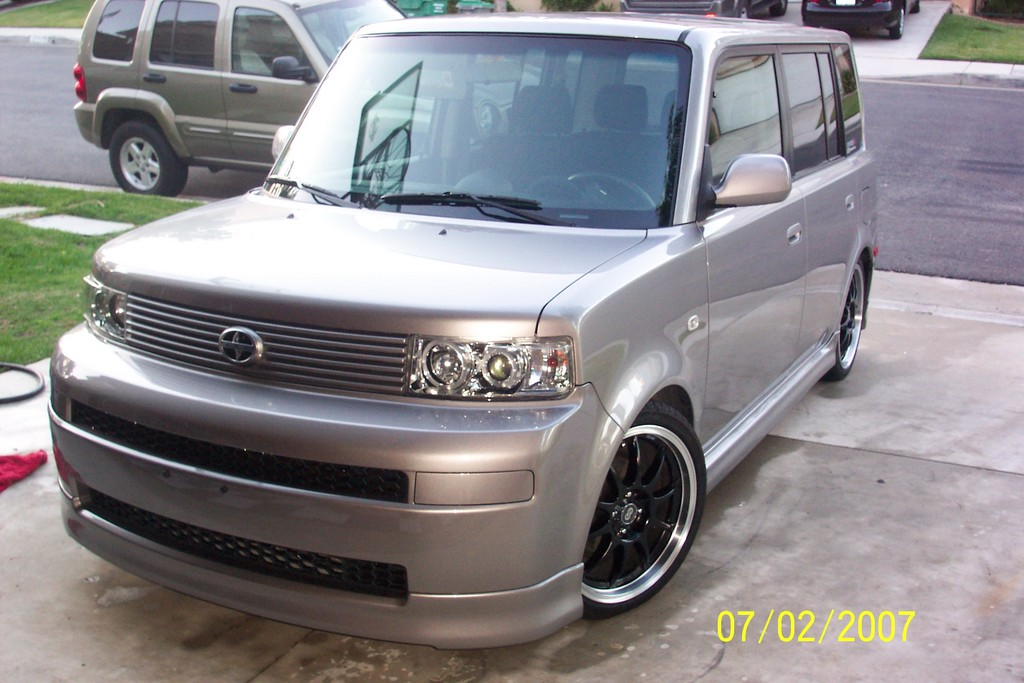 silentbob1523 2005 scion xb specs photos modification. Black Bedroom Furniture Sets. Home Design Ideas