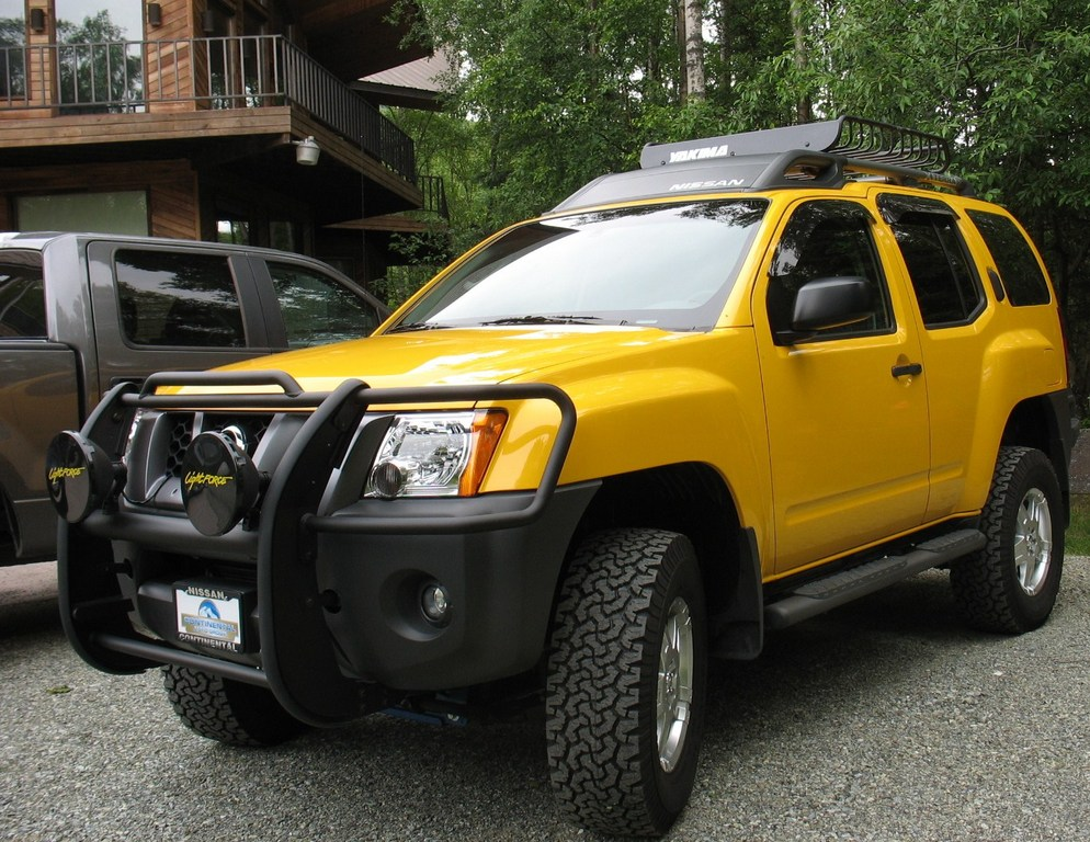 Dix69pimp 2008 Nissan Xterra Specs Photos Modification