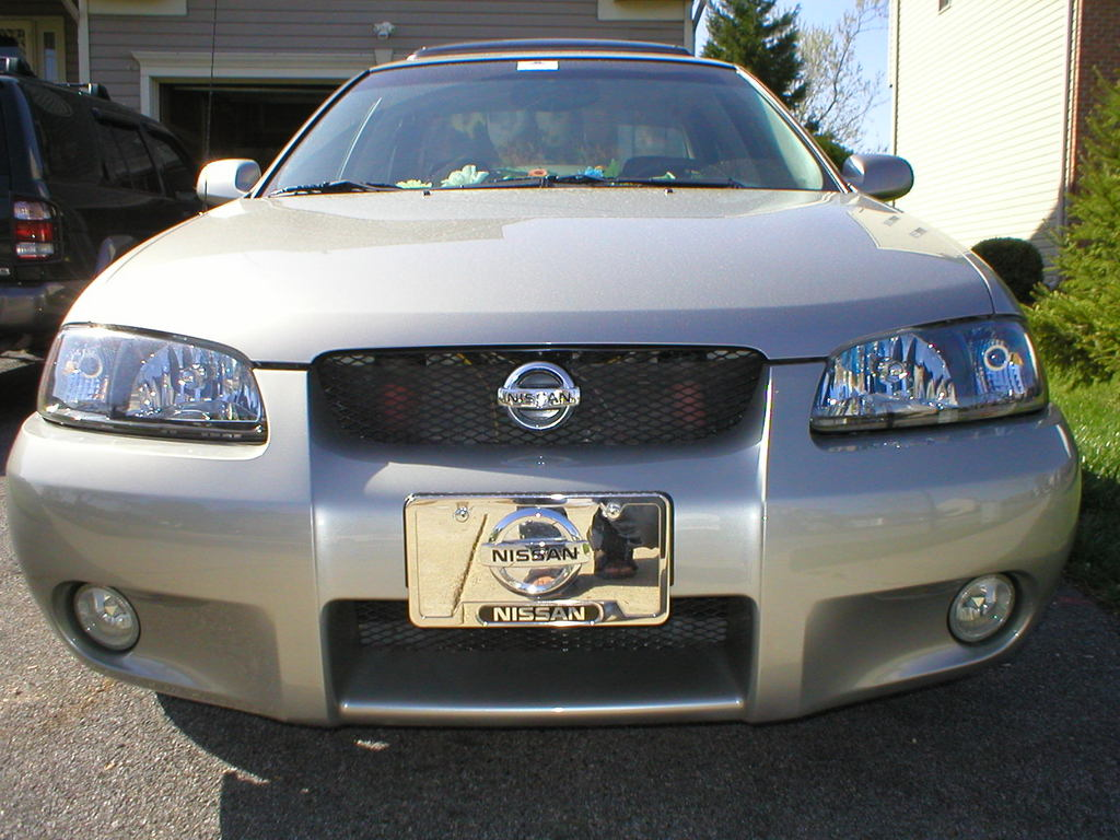Another bseriessentrase 2001 Nissan Sentra post... - 12006744