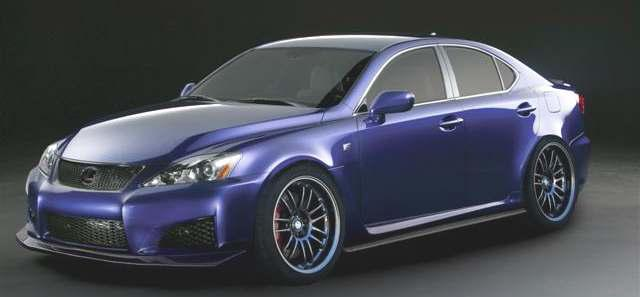 importtuner_cj's 2008 Lexus IS F