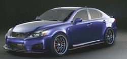 importtuner_cj 2008 Lexus IS F