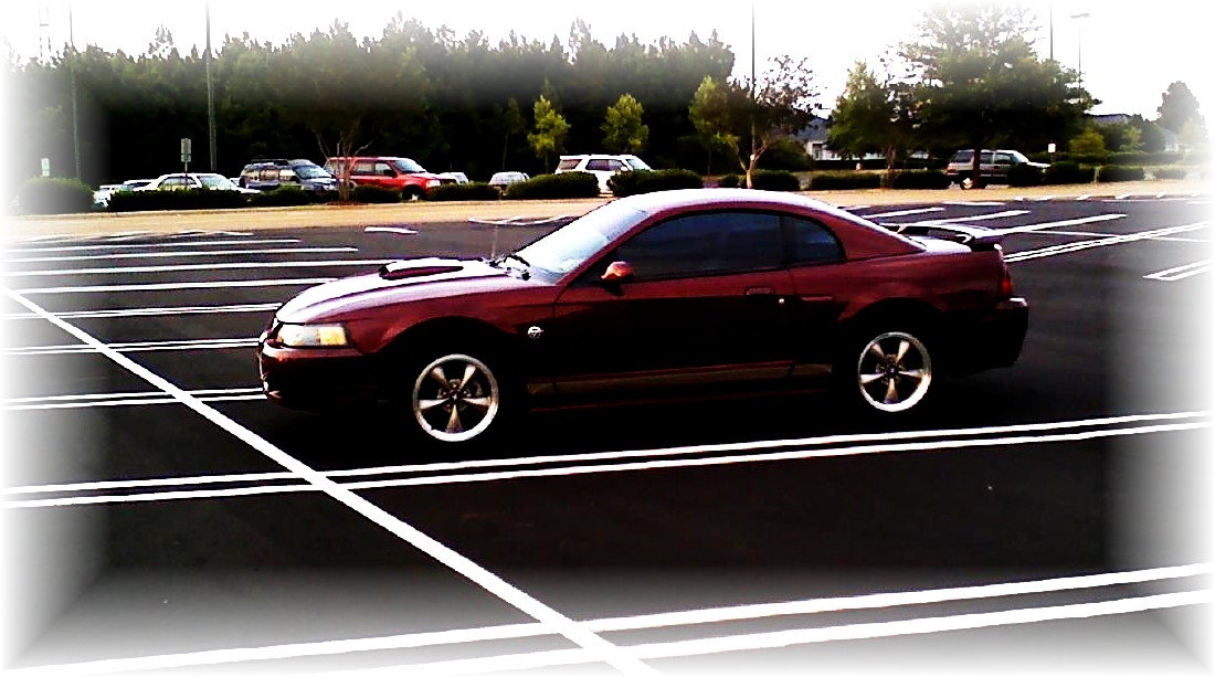 I-AINT-GOT-IT 2004 Ford Mustang