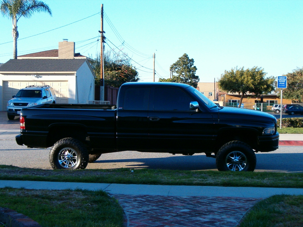 Another knightriderdodge 1996 Dodge Ram 1500 Regular Cab post... - 12007929