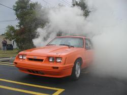 ORANGESTANG85s 1985 Ford Mustang
