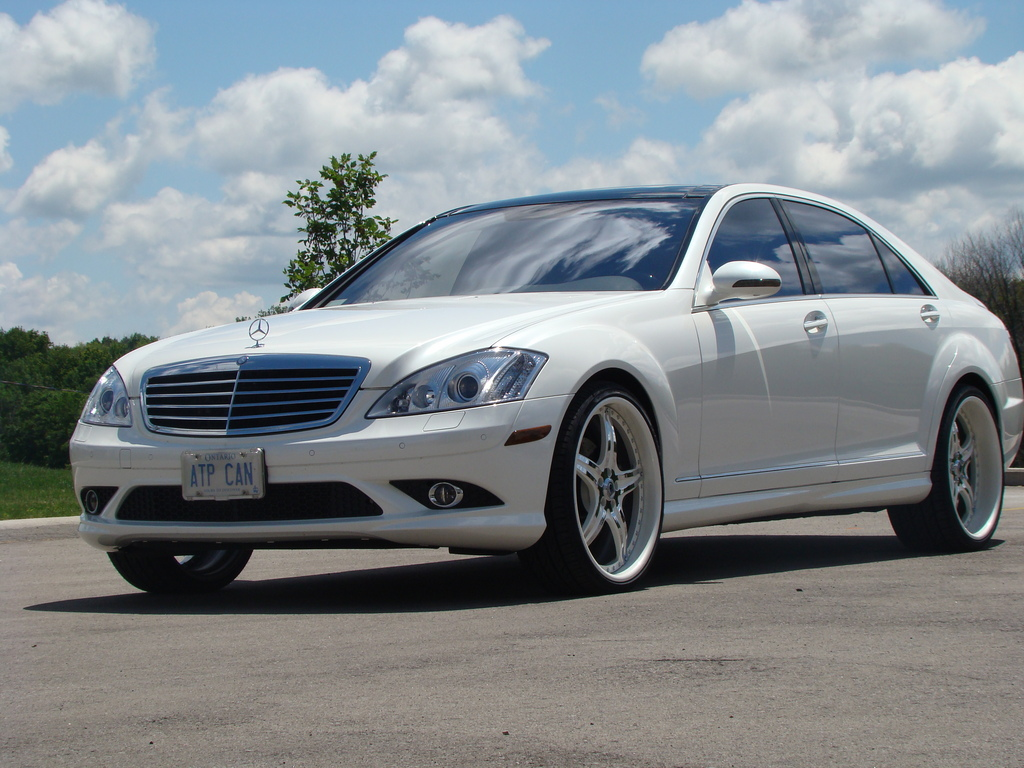 Rockstar6969 2008 Mercedes Benz S Class Specs Photos