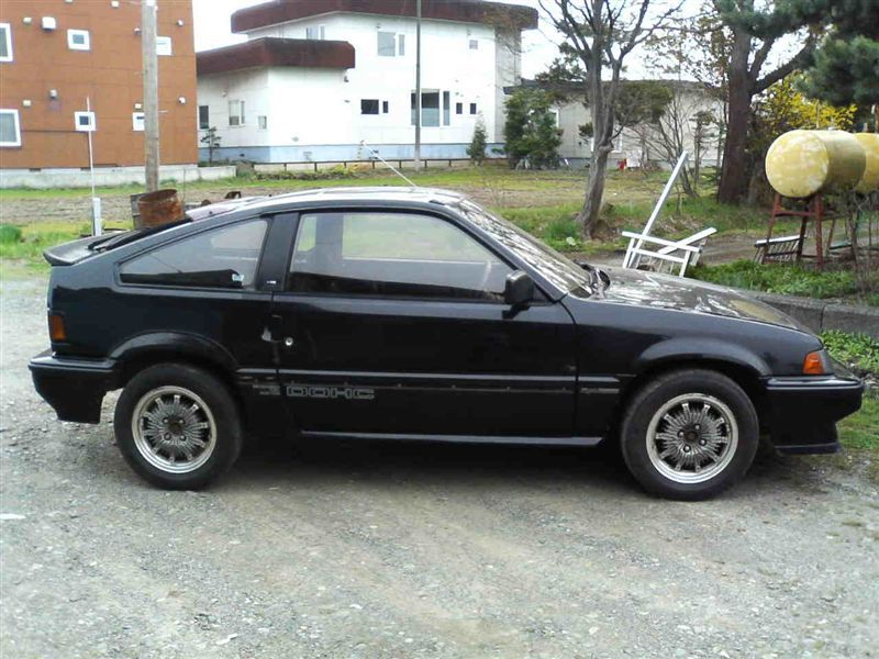 Another mini2kun 1984 Honda CRX post... - 12008347
