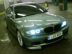 m3evolutions 2004 BMW 3 Series
