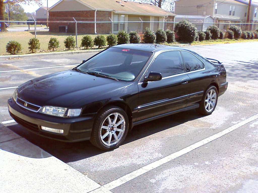 Snoman112586 1997 Honda Accord Specs, Photos, Modification ...