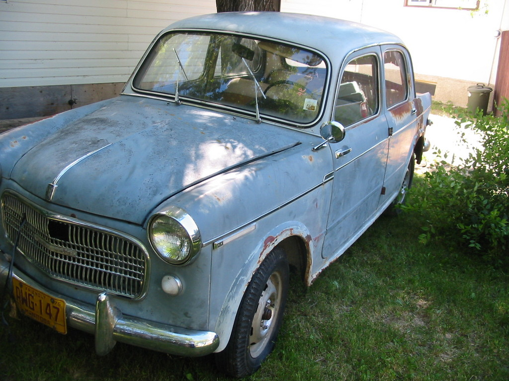 The_Don666's 1959 Fiat 1100