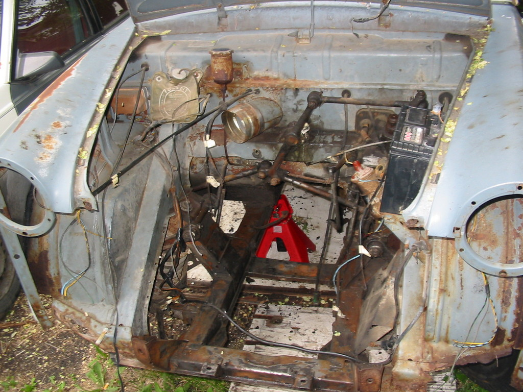 Another The_Don666 1959 Fiat 1100 post... - 12008241