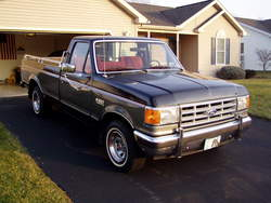 96GLEvergreens 1988 Ford F150 Regular Cab