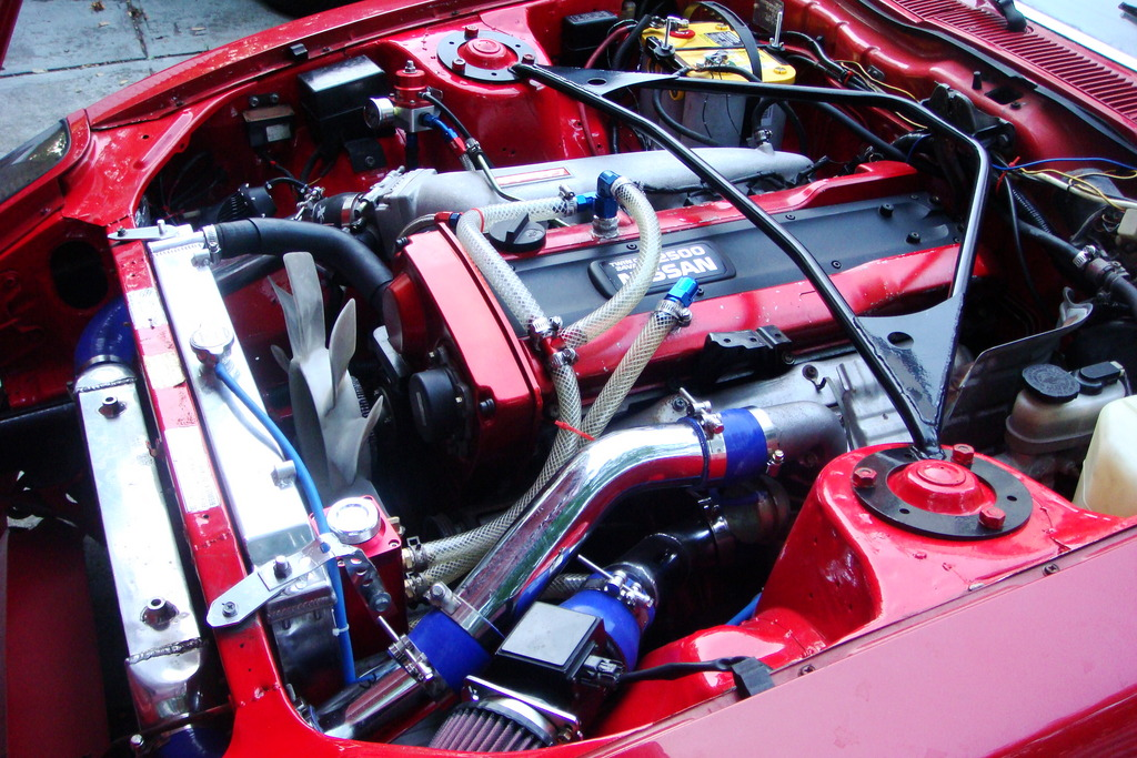 The Project Car Engines Nissan Inline 6 S