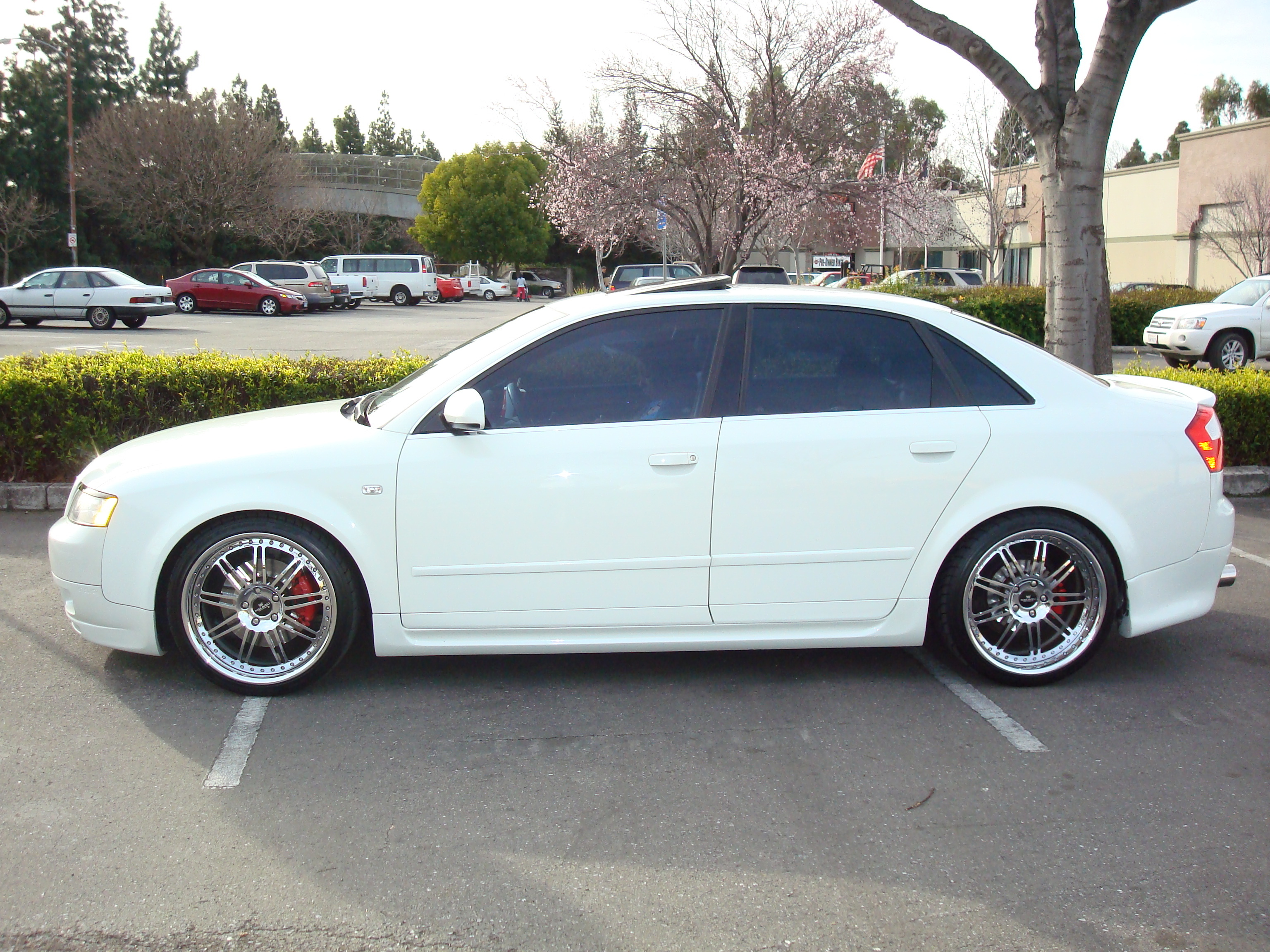 Another 2002audi 2002 Audi A4 post... - 12012084