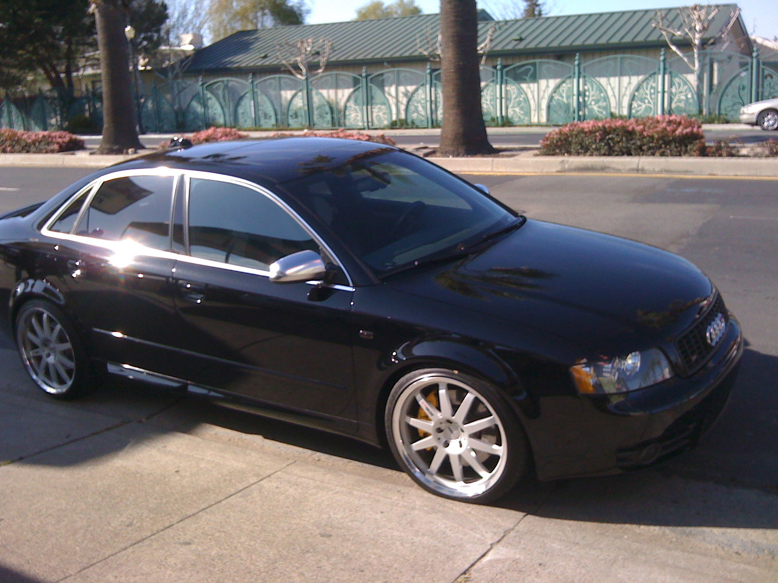 Another 2002audi 2002 Audi A4 post... - 12012090