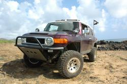 udownfjs 2007 Toyota FJ Cruiser