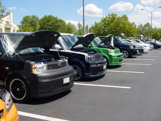 DarkTari 2006 Scion xB 12060665