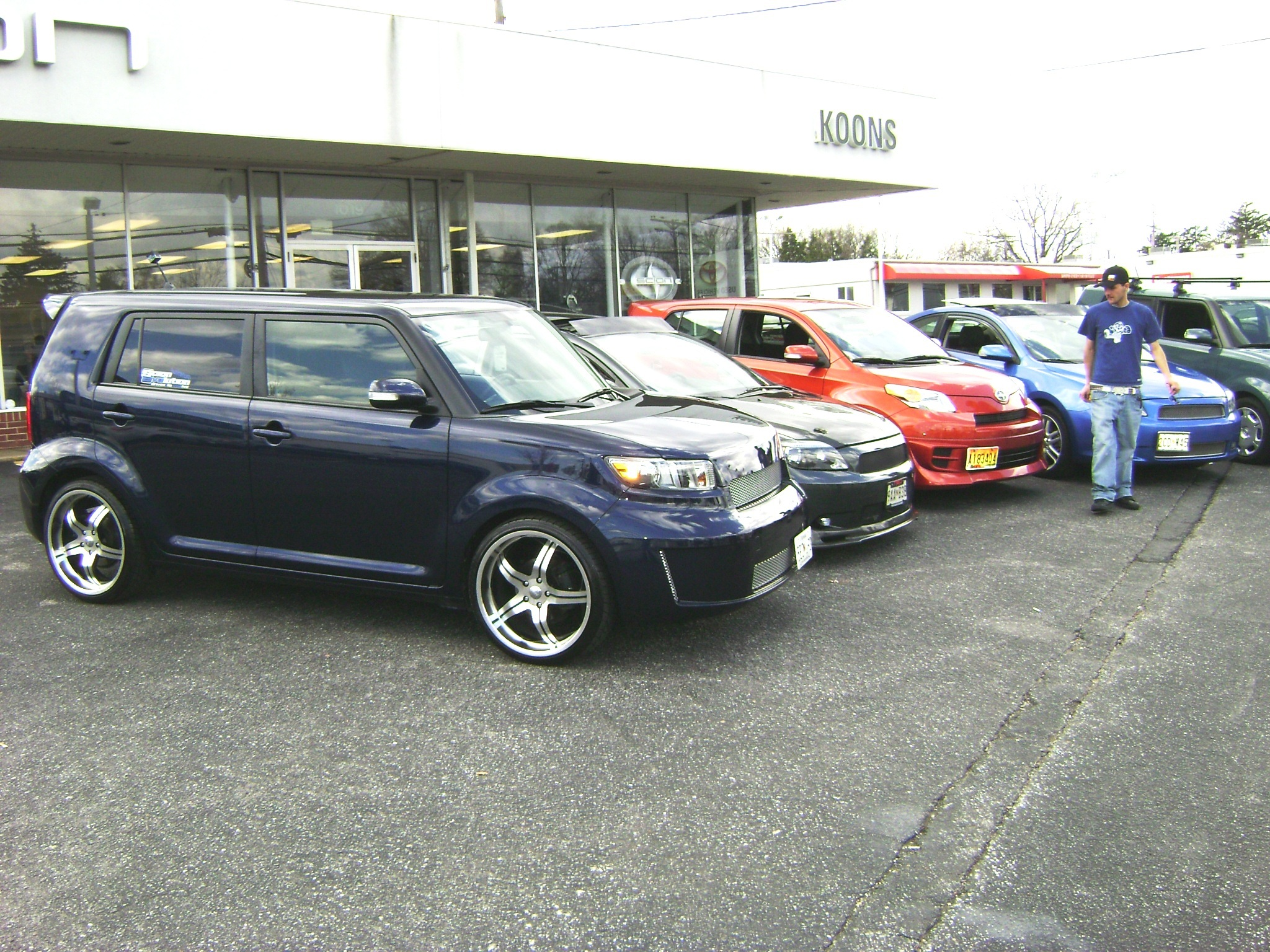 DarkTari 2006 Scion xB 12060711
