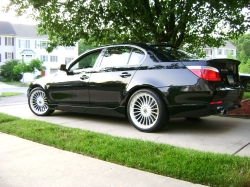 DarkTaris 2006 BMW 5 Series