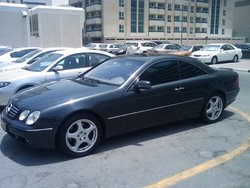 rabid_rabbit 2001 Mercedes-Benz CL-Class