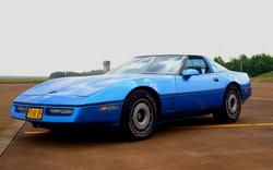 novaspapas 1984 Chevrolet Corvette