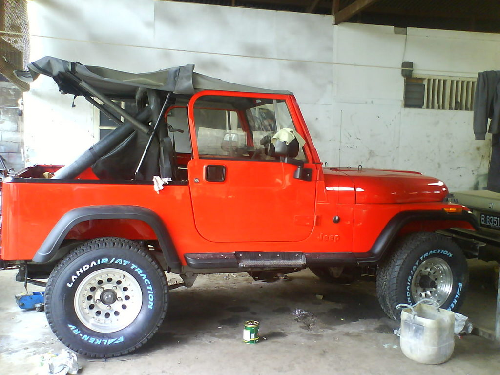 Another JeepProject 1981 Jeep CJ7 post... - 12013090