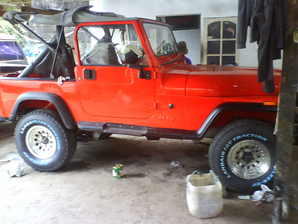 Another JeepProject 1981 Jeep CJ7 post... - 12013091