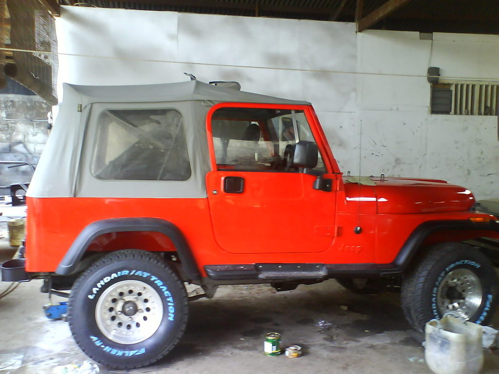 Another JeepProject 1981 Jeep CJ7 post... - 12013092