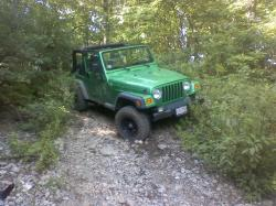 mytoy90s 2005 Jeep TJ