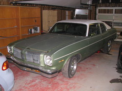 The1974OmegaMans 1974 Oldsmobile Omega